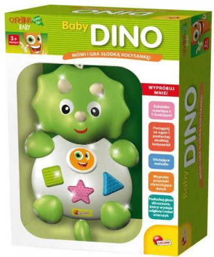 Lisciani Carotina Baby DINO (304-P54237)