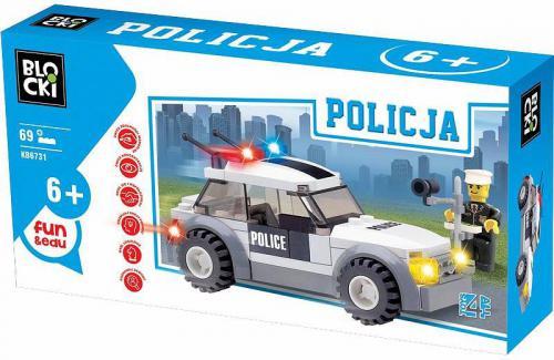 ICOM Blocki Policja - Radiowóz (221205)