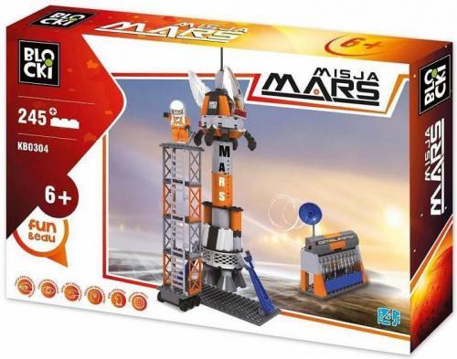 ICOM Blocki Misja Mars Centrum Kosmiczne