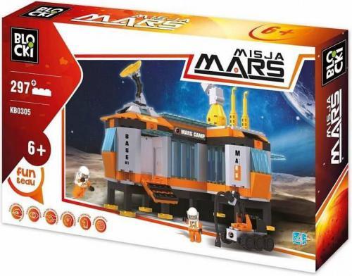 ICOM Blocki Misja Mars Baza Stacja Kosmiczna