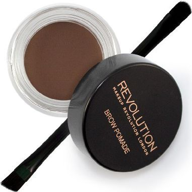 Makeup Revolution Makeup Revolution Brow Pomade Pomada do brwi Chocolate  1szt
