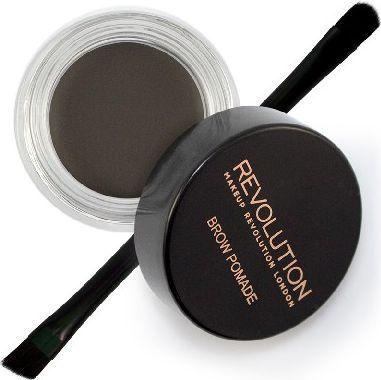 Makeup Revolution Makeup Revolution Brow Pomade Pomada do brwi Graphite  1szt