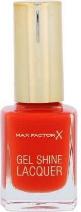 MAX FACTOR Gel Shine Lacquer #020 Vivid Vermilion 11 ml
