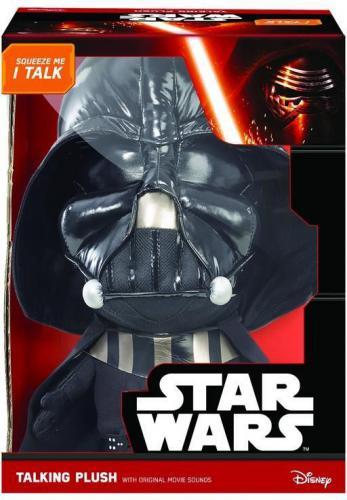 Underground Star Wars. Mówiąca maskotka Darth Wader 38 cm (222814)