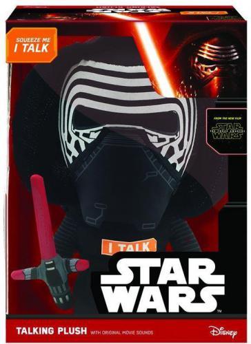 Underground Star Wars. Mówiąca maskotka Kylo Ren 38 cm (222812)