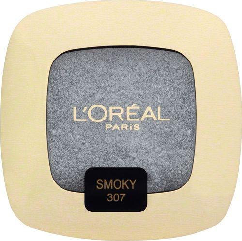 Loreal L'OREAL_Color Riche L'Ombre Pure Smoky cienie do powiek 307 Argentic 15g