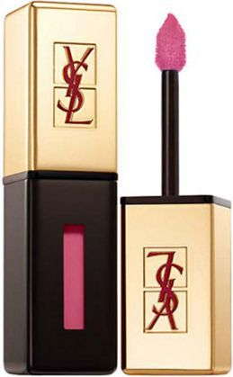 YVES SAINT LAURENT Rouge Pur Couture Glossy Stain pomadka do ust #15 Rose Vinyl 6m
