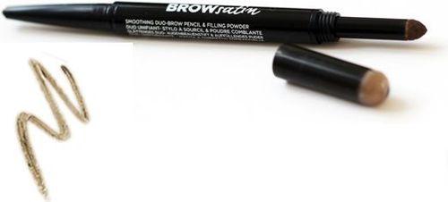 Maybelline  MAYBELLINE_Brow Satin Duo Pencil kredka do brwi Dark Blond