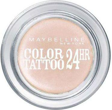 Maybelline  Cień do powiek Eye Studio Color Tattoo 24hr 91 Creme De Rose 4ml