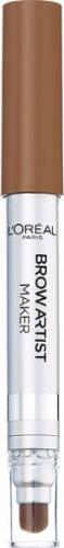 L´Oreal Paris Brow Artist Maker  02 Light Brunette - kredka do brwi z pędzelkiem