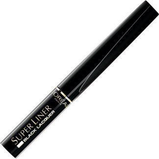 Loreal L'OREAL_Super Liner Black Lacquer eyeliner 14g