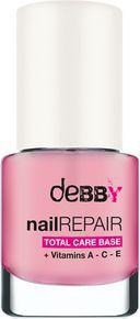 DeBBy Nail Repair Total Care Base lakier odbudowujący paznokcie 7.5ml