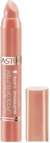 Astor  Pomadka do ust Soft Sensation Lipcolor Butter 031 Peachy Sweet 4.8g