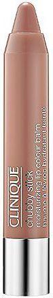 Clinique CLINIQUE_Chubby Stick Moisturizing Lip Colour Balm błyszczyk w kredce 09 Heaping Hazelnut 3g