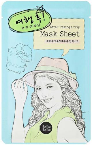 Holika Holika Mask Sheet Maska w płacie After Taking a Trip-po podróży  1szt