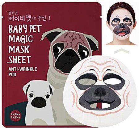 Holika Holika HOLIKA MASK SHEET BABY PET MAGIC /PUG/