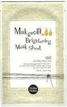 Holika Holika *HOLIKA MASK SHEET MAKGEOLLI BRIGHTENING