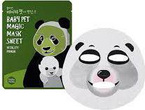 Holika Holika BABY PET MAGIC MASK SHEET(PANDA)