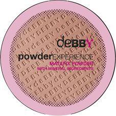 DeBBy DEBBY_Powder Experience Compact Powder matujący puder w kompakcie 03 8,5g