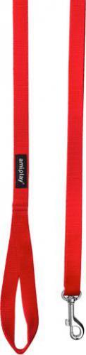 Ami Play Smycz regulowana Easy Fix Basic M 160-300 x 1,5cm czerwony