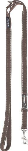 Ami Play Smycz regulowana 6 in 1  Reflective S 100-200 x 1cm Brązowy