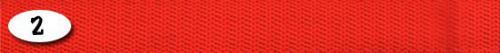 Ami Play Smycz   Basic S 150 x 1cm czerwony