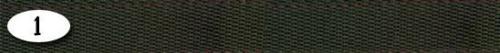 Ami Play Smycz   Basic M 150 x 1,5cm Czarny