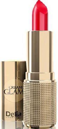 Delia Cosmetics Creamy Glam Pomadka do ust nr 118 4g