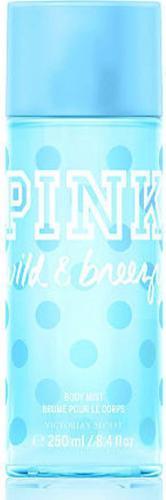 Victorias Secret Pink Wild & Breezy Mgiełka do ciała 250ml