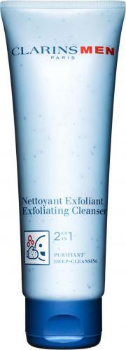 Clarins Men Exfoliant Cleanser - peeling oczyszczający dla mężczyzn 125ml