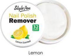 Ferity Nail Polish Remover pachnący zmywacz do paznokci - cytryna