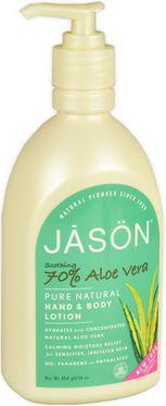 Jason Balsam do ciała 70% Aloes 454g