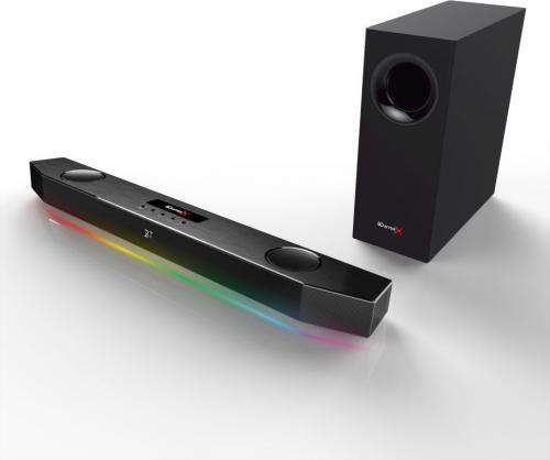 Głośniki komputerowe Creative SoundBlaster X Katana (51MF8245AA000)