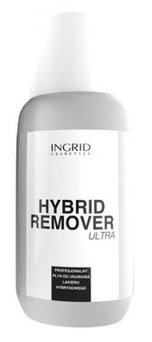 INGRID Hybrid Ultra Remover - płyn do usuwania lakieru hybrydowego  150ml