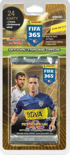 Panini Karty piłkarskie FIFA 365 Adrenalyn XL - (048-07074)