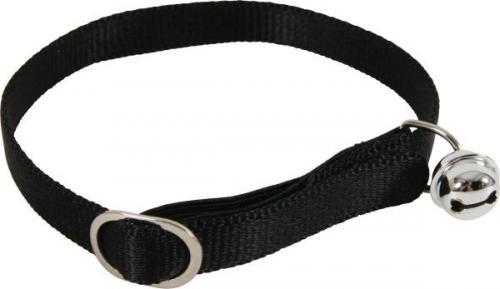 Zolux Obroża dla kota nylon czarny