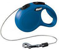 Flexi Smycz automatyczna FLEXI NEW CLASSIC CAT XS linka 3 m niebieska