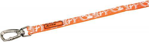 Zolux Smycz taśma X-TRM 1.2 m/25 mm, pomarańczowy