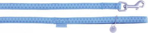 Zolux Mac Leather 25mm/1.2m Niebieska
