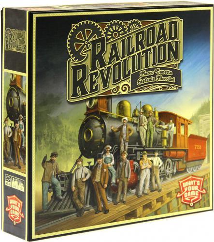 Hobbity.Eu Railroad Revolution