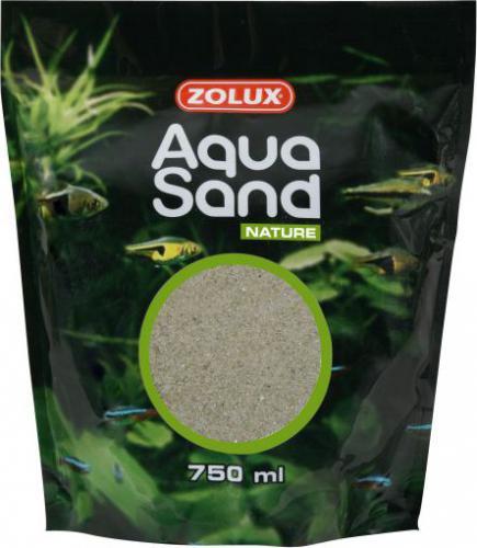 Zolux AquaSand Nature n° 0,5 drobnoziarnisty 750 ml