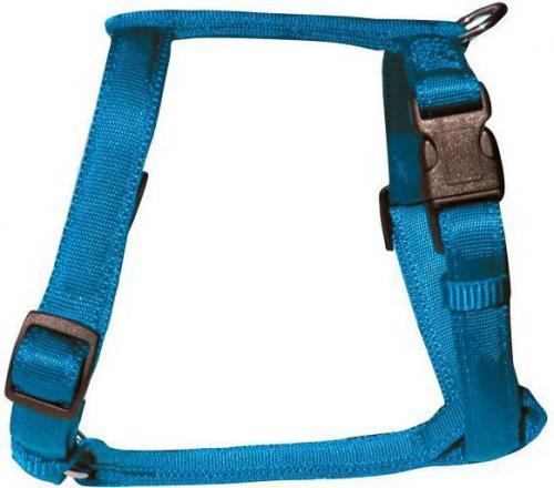 Zolux Cushion szelki taśma 15mm - kol. niebieski