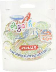 Zolux Kamyki szklane Agathe - duże