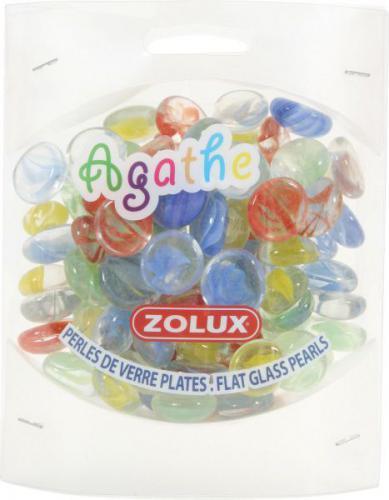 Zolux Kamyki szklane Agathe małe