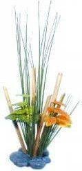 Zolux Dekoracja do akwarium kompozycja roślin średnia