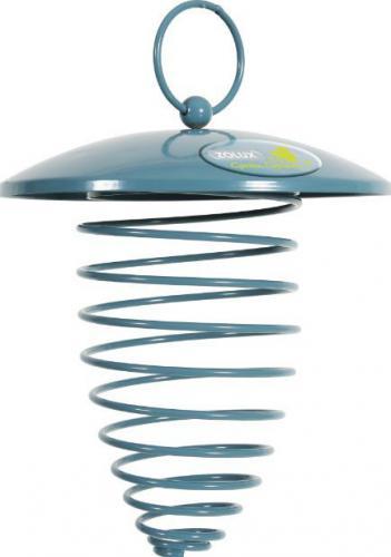 Zolux Spirala na kule tłuszczowe z daszkiem - niebieski