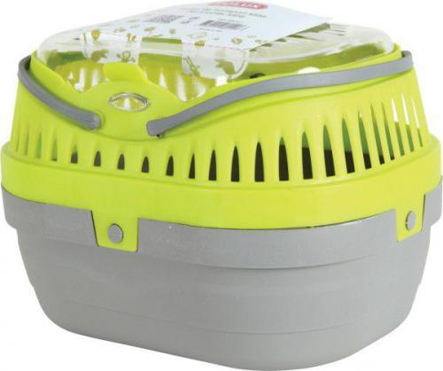 Zolux Transporter dla gryzoni mini 170x230x160 mm kol. seledynowy