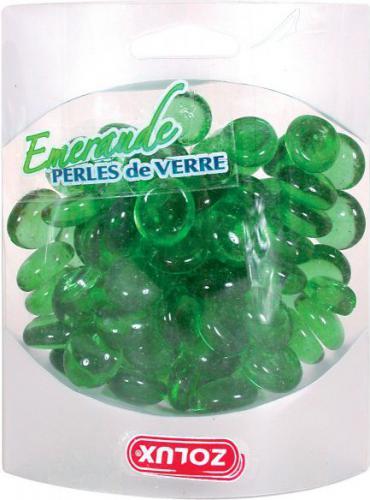 Zolux Perełki szklane zielone