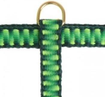 """Zolux Szelki dla kota """"Seventies"""" 10 mm zielony"""
