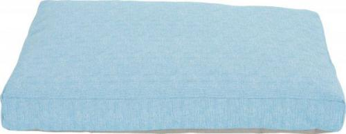 Zolux Poducha ze zdejmowanym pokrowcem Levika 90 cm niebieski